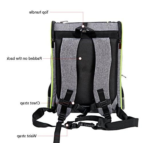 Petsfit Inches Comfort Dogs Carriers Cat Dog, for A Traveling and Cycling