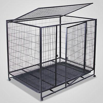 """48"""" PET CAGE HEAVY LARGE"""
