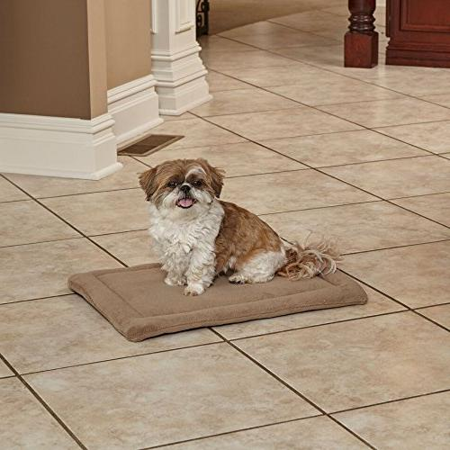 MidWest Deluxe Pet Bed, Crate
