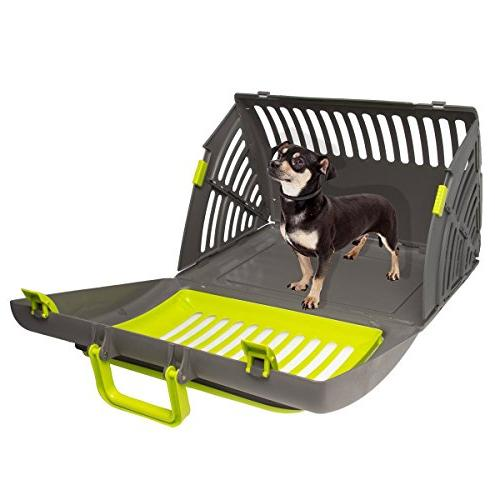 Pet Carrier Dogs To 25 Pounds Folding