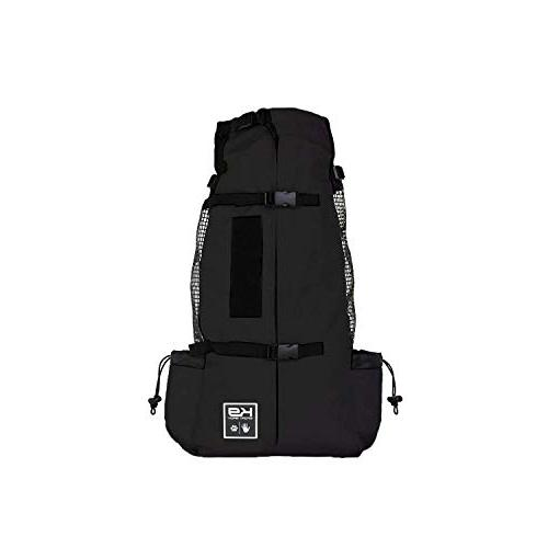 K9 | Carrier Backpack for Small & Medium Dogs | Front-Facing Pack | Veterinarian Safe to
