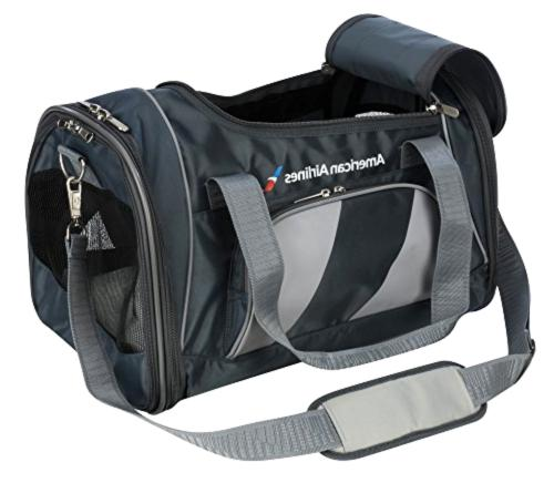 Sherpa Airlines Airline Pet Medium, Charcoal