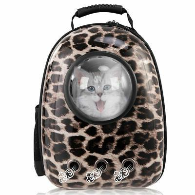 Astronaut Pet Cat Puppy Travel Bag Space Backpack