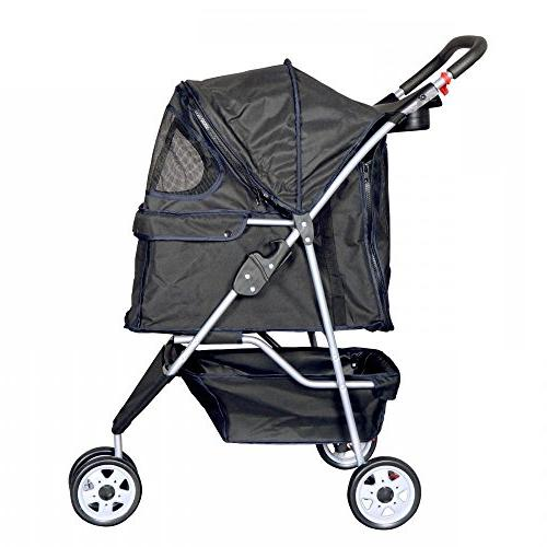 New Cat Wheels Stroller Travel Carrier T13