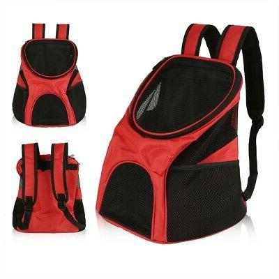 Breathable Double Bag Puppy Cat Outdoor