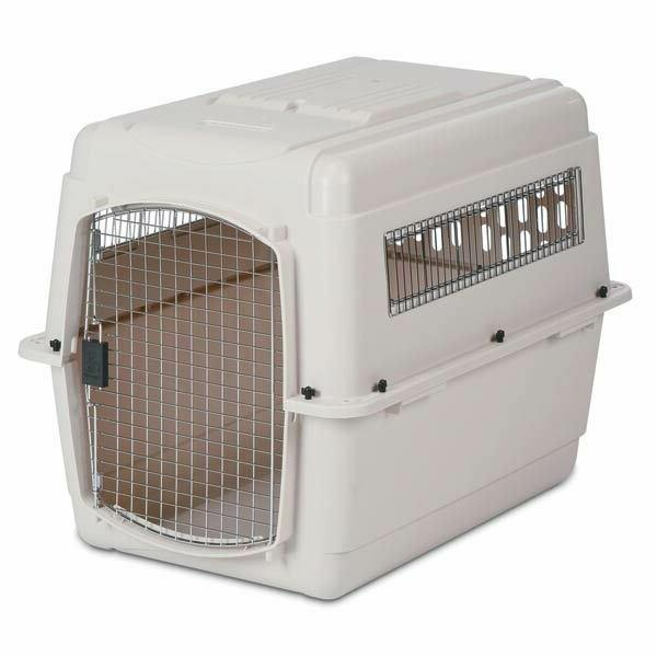 cage for travel carrier for dog