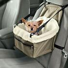 Car Seat For Dog Pet Cat Booster Blanket Puppy Carrier Chair