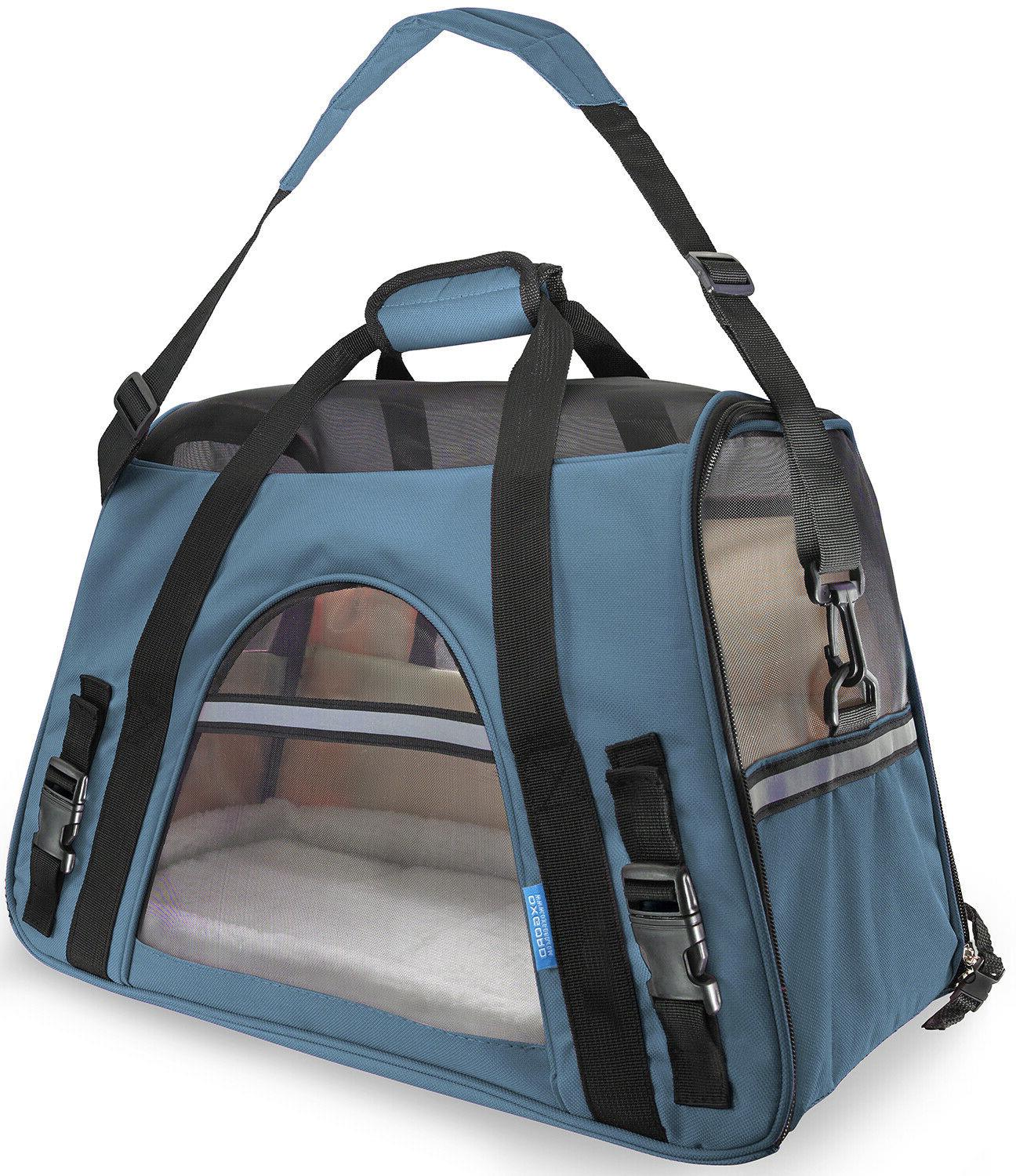 carrier soft sided pet