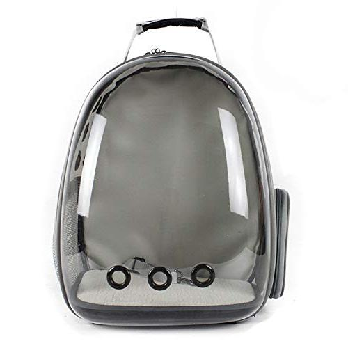 shine-hearty Cat Backpack Breathable Dog Carrier Bag Outdoor Pet Bag Cat Carrier,5,29X27X42CM