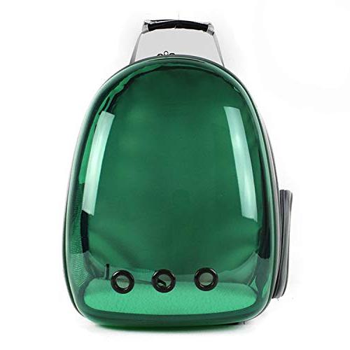 shine-hearty Cat Breathable Outdoor Pet Bag Cat Space Capsule Carrier,5,29X27X42CM
