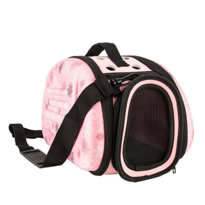 Comfort Carry Carrier For Small Puppy Pink