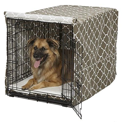 cvr48t br dog crate cover