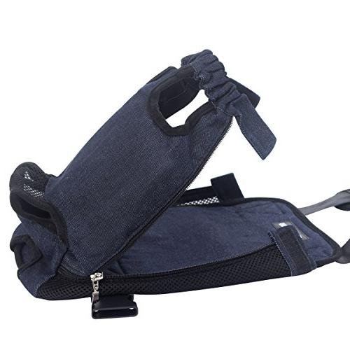 Kangaroo Pouch Pads, Out Backpack Carrier, for Travel, Camping