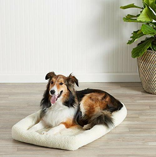 dog cat bed padded 35 carrier pet