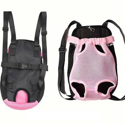 Dog Cat Pet Backpack for Outdoor Pouch