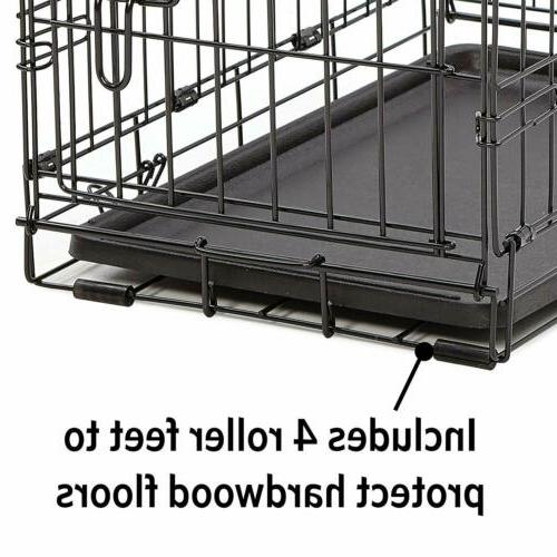 Dog Crate |iCrate Double ,48in