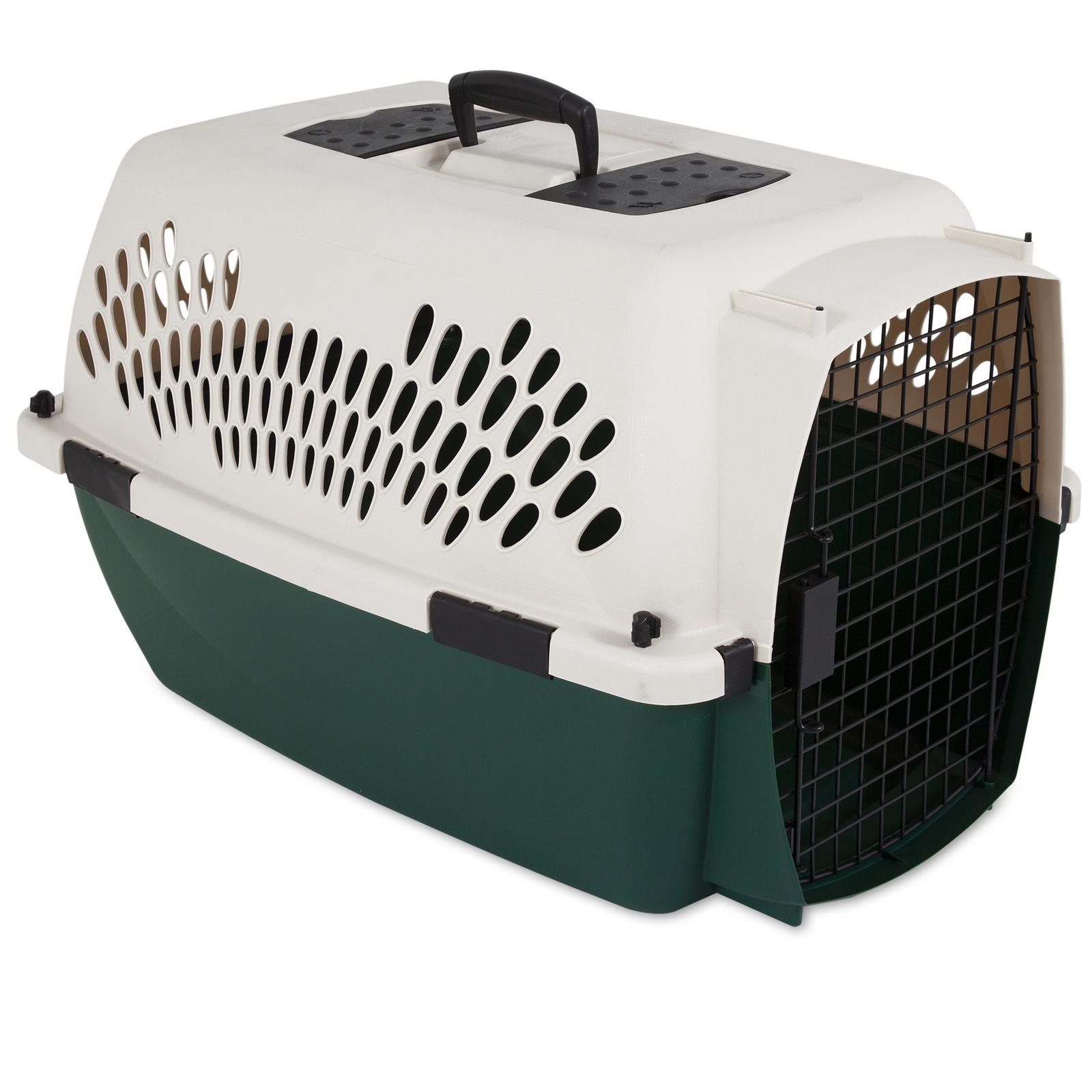 Portable Dog Crate Kennel M Large Dogs Travel Pet Carrier Be