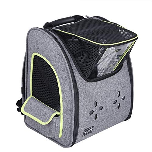 dogs carriers backpack cat dog