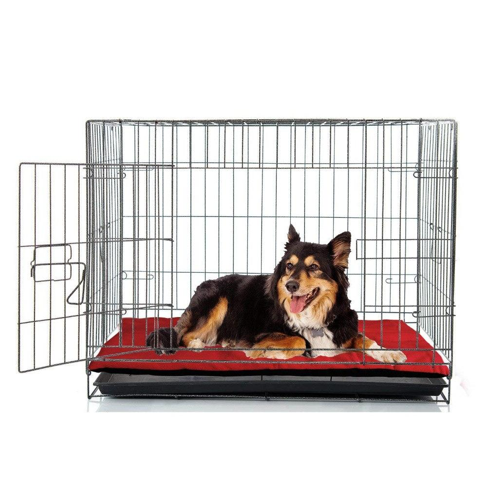 Double Polar <font><b>Dog</b></font> quilted /Pet Crate/<font><b>Carrier</b></font> size