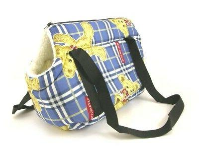 EURO TOTE PET CARRIER - CUTE TEDDY BEAR DESIGN dog NEW!