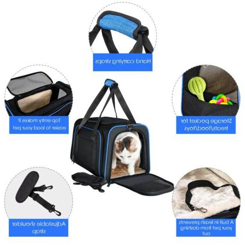 Expandable Airline Approved For Dogs Under