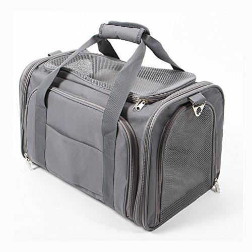Jet Expandable Pet Dog Carrier - Soft Sided Carriers Dogs