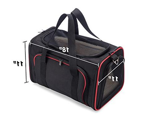 mypal Carrier, for Luggage. Small Puppies, Cats, Kittens, and More!