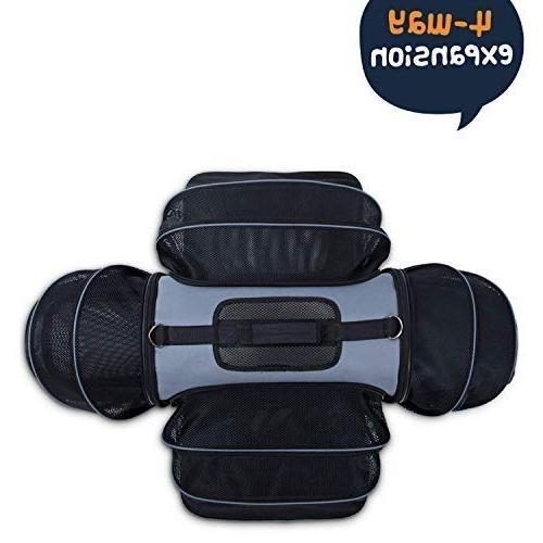 Smiling Paws Way Airline Pet for Cats and Dogs   Folding or Most  