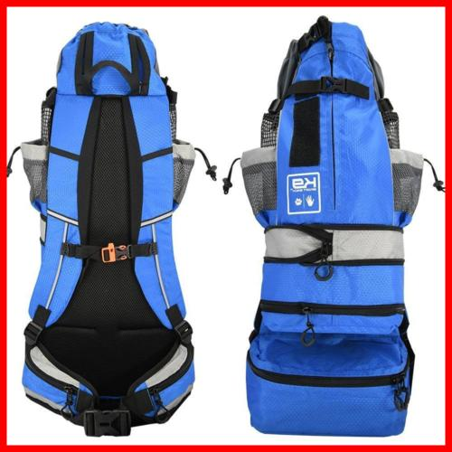 FLEX Dog Carrier Backpack For SMALL Pets