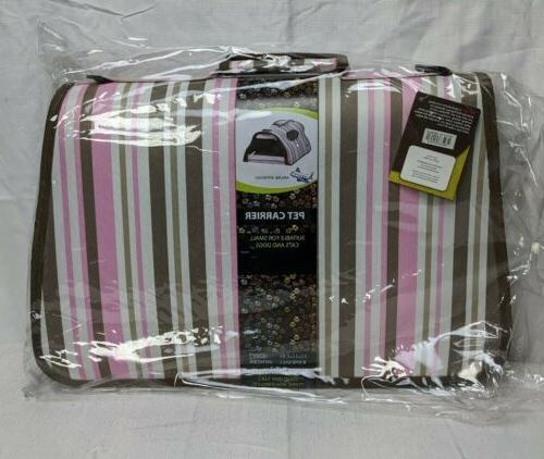 folding cage striped carrier lg