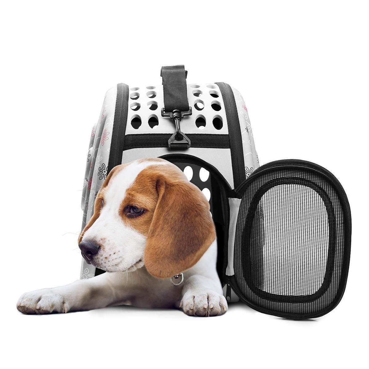 <font><b>XS</b></font>/S/M/L <font><b>Carrier</b></font> Puppy Outdoor Travel Shoulder Soft <font><b>Dog</b></font> <font><b>Carrier</b></font> Bag