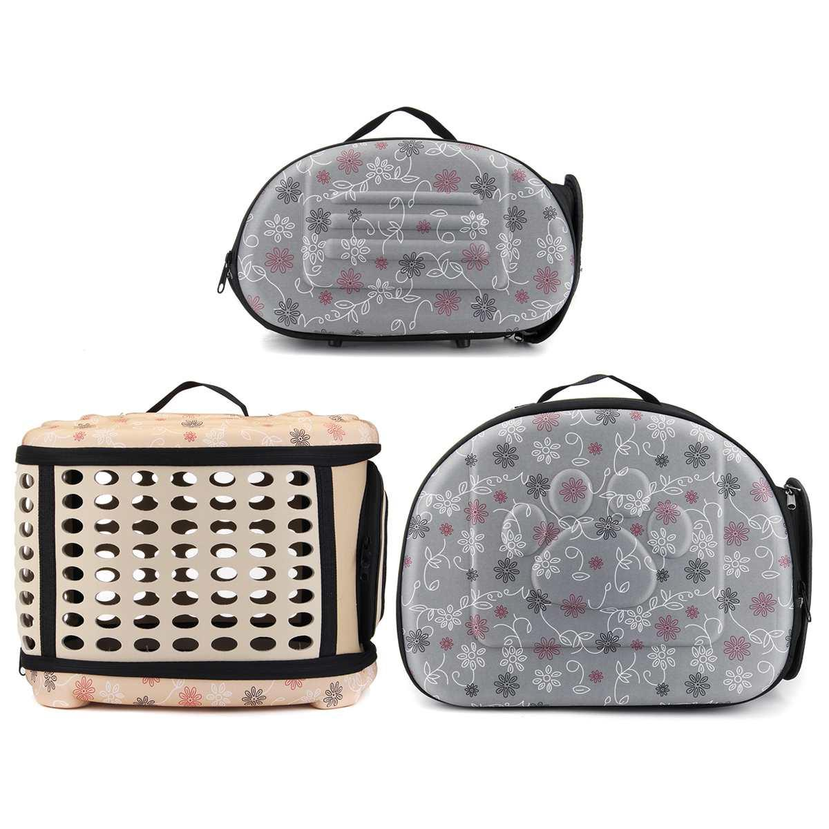 <font><b>XS</b></font>/S/M/L EVA <font><b>Carrier</b></font> Puppy Outdoor Bag for Soft Kennel Pet <font><b>Carrier</b></font>