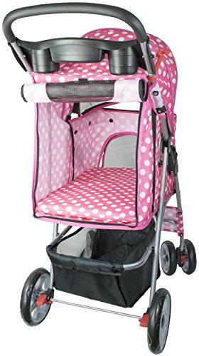 VIVO Stroller, for Cat, and More, Strolling Cart,