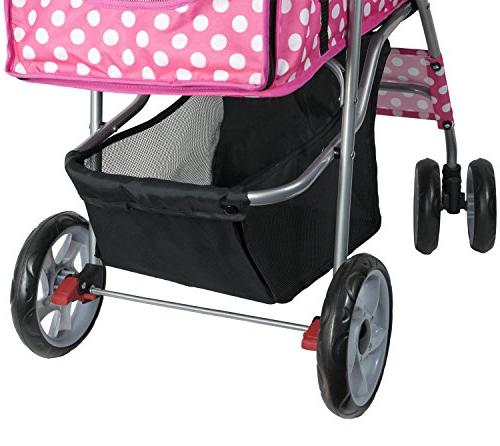 VIVO Wheel Stroller, and Carrier Strolling Colors