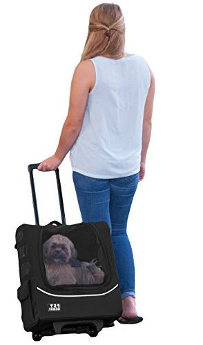 Pet Gear Backpack, Travel Carrier, Seat Cats/Dogs, Handle,