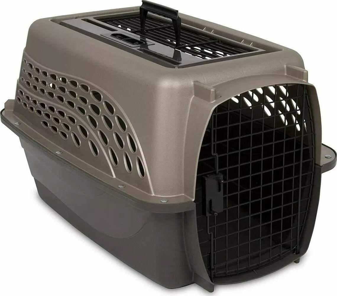 kennel pet crate dog cat small travel