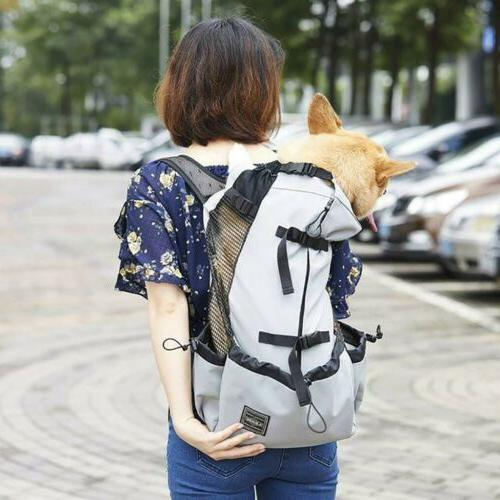 L.D.Dog Pet Dog Bag Hiking....Size Large