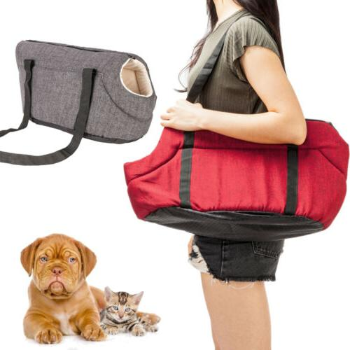 light pet carrier tote cat dog comfort