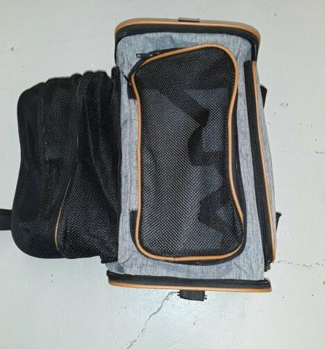✔Luxury Airline Approved Comfort Travel Tote