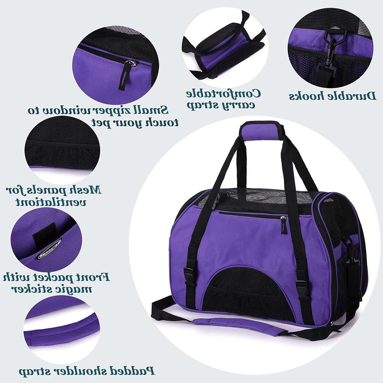 Jespet Dog Carrier for Cats,