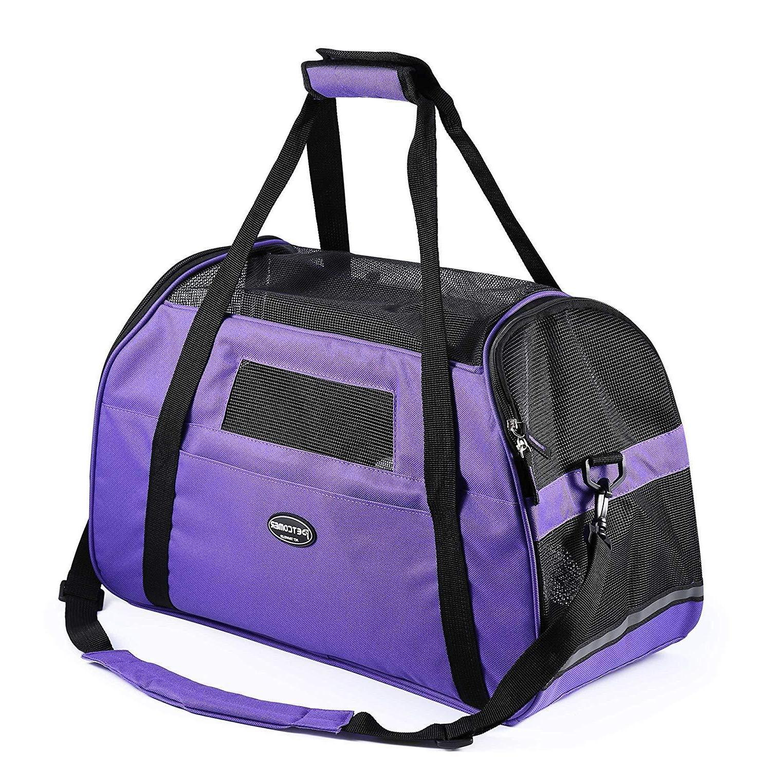 luxury soft sided dog carrier for dogs
