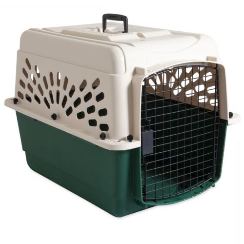 Ruffmaxx Kennel Cage 28 25 30lbs Dog Carrier Portable Transp