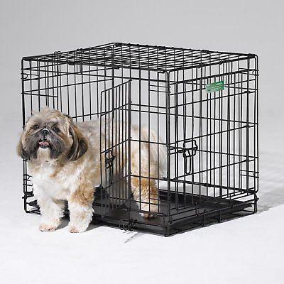 MidWest Homes Pets iCrate Metal Crate