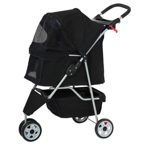 new pet stroller cat dog cage 3