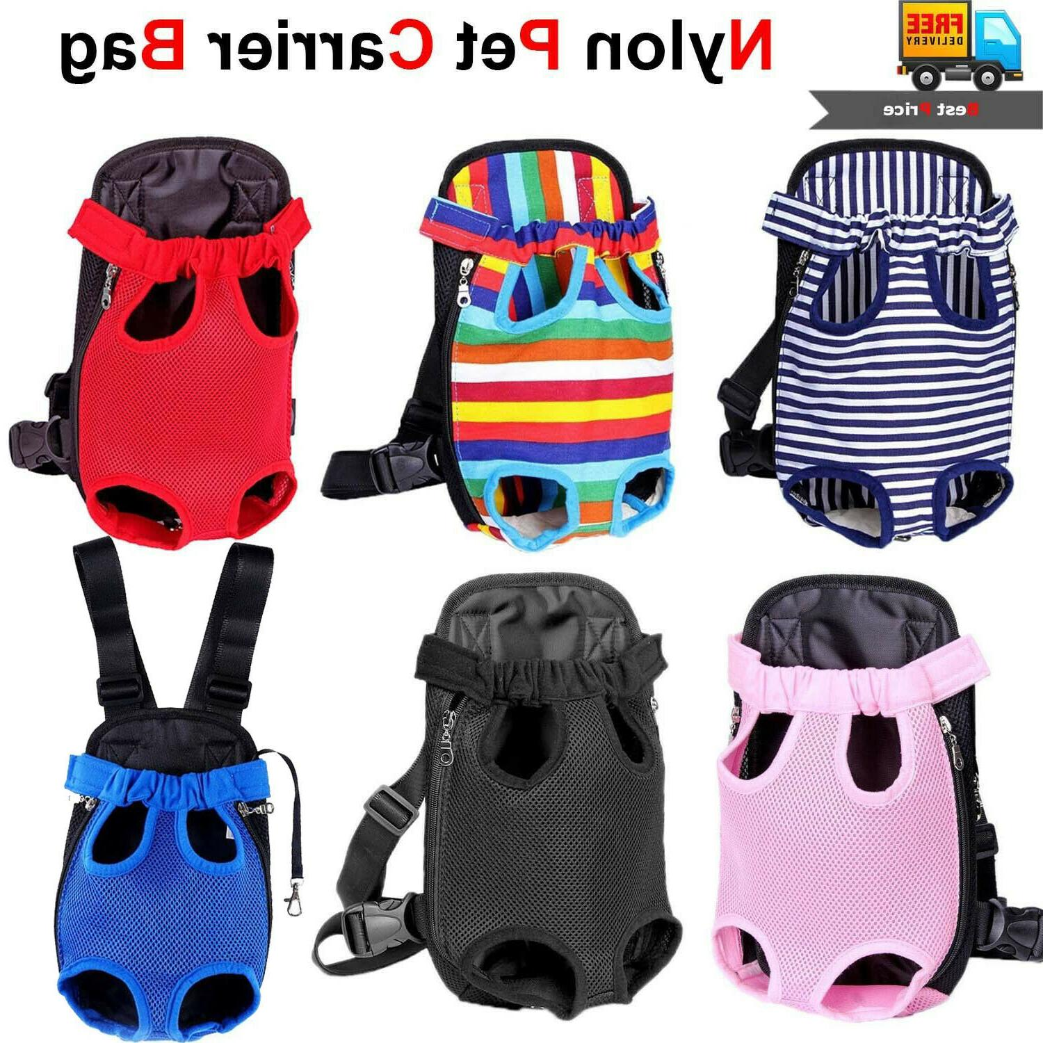 nylon mesh pet puppy dog cat carrier