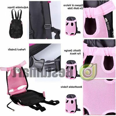 Nylon Puppy Dog Cat Front Sling Carrier