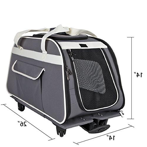 Petsfit Pet Carrier with Removable