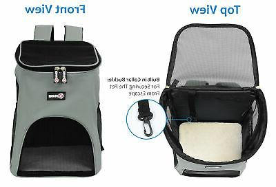 Pet Carrier Airline Approved Mesh Bag