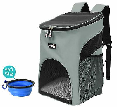 Pet Carrier Airline Approved Xzone Safety Mesh Travel