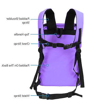 Dog Cat Backpack Pack for Hiking Outing